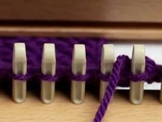 Loom Knitting Videos   Free Loom Knitting Video Tutorials and Patterns For Beginners and Pros