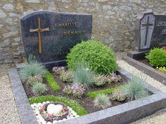 Gravely Lovely-I was so taken with the beautifully kept graves in Edelsfeld, Germany