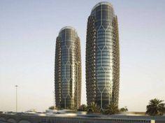 Al Bahr Towers - Abu Dhabi, Emirados Árabes Unidos