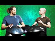 the PanArt Hang (drum) and Handpans - World Percussion by David Kuckhermann