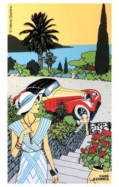 Bugatti by Vittorio Giardino