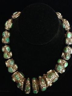 Tibetan Unique OneofaKind Sterling Silver & by WorldofBacara, $1800.00