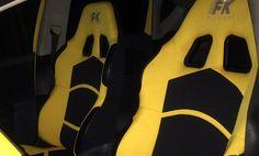 Seat Leon FK Seats