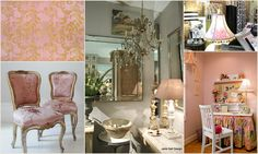 How to decorate in soft pink pastel colors