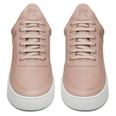 Filling Pieces Wmns Low Top Cleo (5,685 MXN) ❤ liked on Polyvore featuring shoes, sneakers, filling pieces shoes, filling pieces, low top, low profile sneakers and low profile shoes