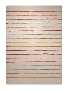 Kinderteppich Joyful Stripes