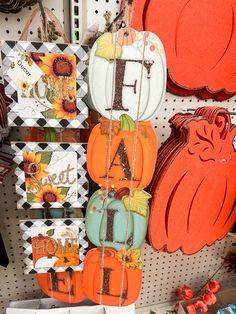 Dollar Tree Fall Decor - Create Make Decorate with Nikki