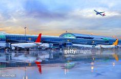 Stock Photo : Airport