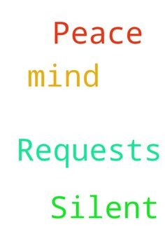 Silent Prayer Requests and Peace of Mind -  Silent Prayer Requests and Peace of Mind Thank you all for praying  Posted at: https://prayerrequest.com/t/y7T #pray #prayer #request #prayerrequest