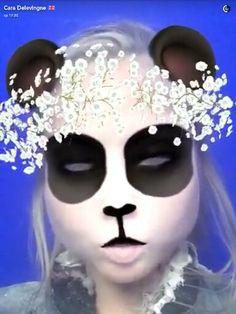 Snapchat Cara Delevingne