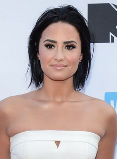 Image result for demi lovato haircut