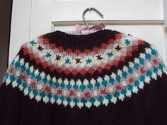 Ravelry: Project Gallery for Icelandic Star pattern by Sarah Hoadley