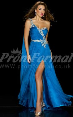 blue long prom dresses,blue prom dresses Cheap Prom Dresses Uk, Prom Dresses Blue, Formal Dresses, Beautiful Gowns, Chiffon, Velvet, Clothes, Collection, Fashion