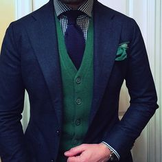 mnswrmagazine: Green & Blue. Style by @jason_yeats || MNSWR style inspiration || www.MNSWR.com