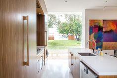 Dana Benson's Portfolio - Beautiful woods and wonderful indoor/outdoor living.