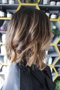 Gorgeous balayage colour by Jenna using @davinesofficial flamboyage on client Sharmila ✂️ #bristol #hair #hairdressing #balayage #balayagehair #ombre #ombrehair #davines #davinescolour #davinessalon #bristolcity #samueldavid #ecosalon #sdhairbristol #shorthairstyle #shorthair #blonde #blondehair