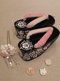 Zori - Japanese sandals, to put on when you wear Kimono