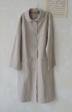 Want this linen coat