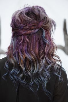 I don't normally go for unnatural color but LOVES this.