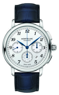 99e2cc583fc The Montblanc Star Legacy Automatic Chronograph. Mont Blanc Watches