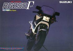 スズキ RG250Γ(1983)・絶版ミドルバイク | モトRIDE