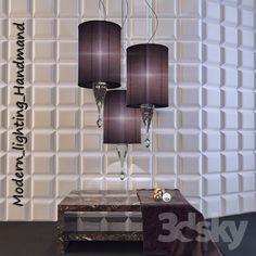 Modern lighting Handmand Italiya