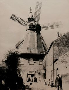 Windmill, Claremont Rd, Spital Tongues