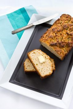 Hatch Chile Cheese Bread from @Meagan Wied (A Zesty Bite)