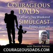 Courageous Dads Event Coming Soon – Q with Mitch Temple