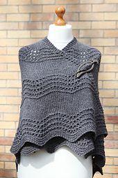 Old Shale Shawl Free Knitting Pattern and more free shawl knitting patterns at intheloopknitting. Knit Or Crochet, Lace Knitting, Crochet Shawl, Crochet Cardigan, Crochet Stitches, Crochet Bikini, Shawl Patterns, Knitting Patterns Free, Free Pattern