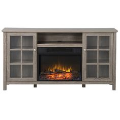Found it at Wayfair - Provence TV Stand with Electric Fireplace