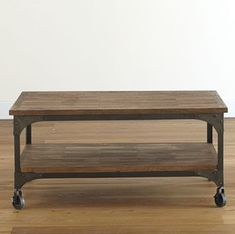 Aiden Coffee Table - modern - coffee tables - by World Market