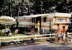 Mobile homes: The hot housing trend of the '50s and '60s - Page 2 of 2 - Click Americana