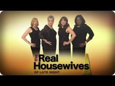 Late Night with Jimmy Fallon - The Real Housewives of Late Night - The best comedy spoof ever!