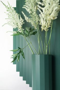 Shield vase by Arnaud Lapierre