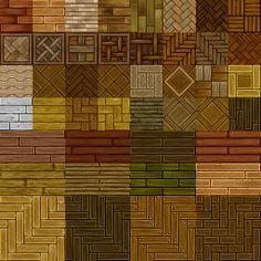 RPG Maker Wooden Floor by Ayene-chan.deviantart.com on @deviantART