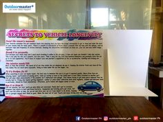This portable tabletop standee of Toyota provides public awareness to guide their clients about the secrets to vehicle longevity! For all your graphics and printing needs, contact us at 0917 8300 990 or visit us at www. Street Banners, Jeepney, Bacolod, Channel Letters, Logo Design, Graphic Design, Tarpaulin, Plastic Sheets, Visual Communication