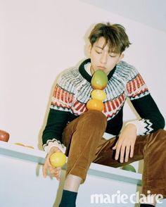 CNBlue's Lee Jung Shin for Marie Claire Korea February Photographed by Ahn Sang Mi Cnblue, Minhyuk, Kang Min Hyuk, Lee Jong Hyun, Korean Entertainment, Party Entertainment, Blue Lee, Lee Jung, Pop Bands