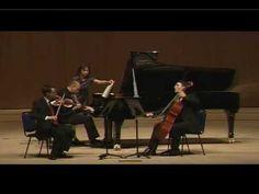 Piazzolla: Invierno porteno (Winter) Piano trio - YouTube