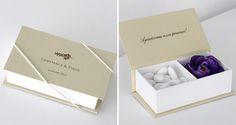 caixa amendoas personalizada s cards casamento constance zahn