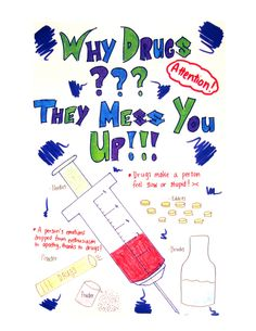 Drugs mess you up