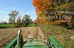 """Fan Made Lyric Card for """"Country Boy"""""""