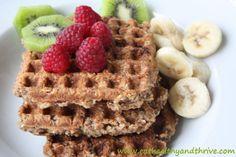 Eat Healthy & Thrive waffles