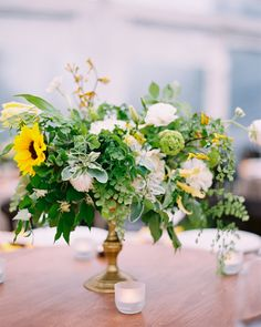 Centerpieces from Am