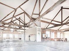 Loft Studios UK | Architecture | Open Natural Light | Photography Studio Ideas