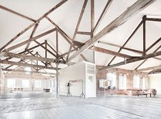 Loft Studios UK   Architecture   Open Natural Light   Photography Studio Ideas