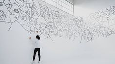 Issue 57: curated by Shantell Martin, featured on Canopy.co: https://canopy.co/featured/issue/57