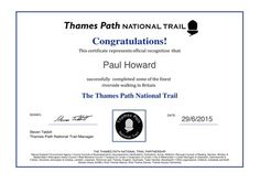 Paul Howard is fundraising for Thames21