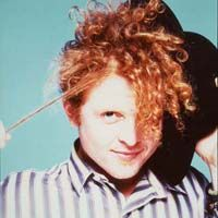 Young'n.  If I had those curls, I'd do the same thing!