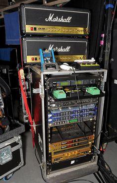 Adrian Smith's Guitar Rig